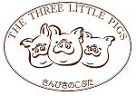 The Three Little Pigs サンビキノコブタ