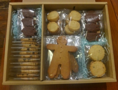 Biscuit Selection Box